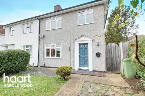 3 bedroom semi-detached house for sale - Daventry Gardens, Harold Hill, RM3 7QU