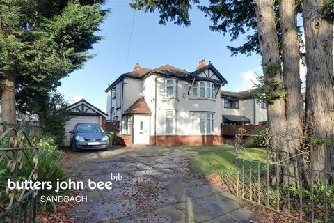 3 bedroom detached house for sale - Middlewich Road