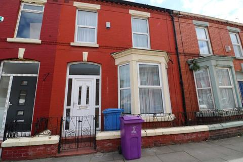 4 bedroom terraced house to rent - Alderson Road, Wavertree