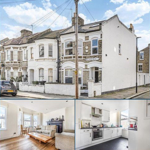 3 bedroom flat for sale - Ballater Road, Brixton
