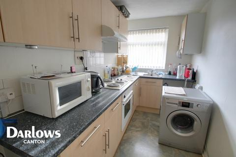 1 bedroom flat for sale - Canton Court, Cardiff