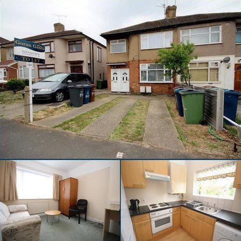 1 bedroom flat to rent - Holyrood Avenue, Harrow HA2