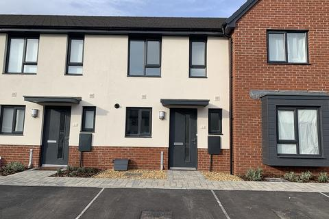 2 bedroom terraced house to rent - Clos Pentre, Barry Waterfront, The Vale of Glamorgan. CF62 5DR