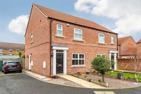 3 bedroom semi-detached house for sale - The Laurels, Strensall, York, YO32