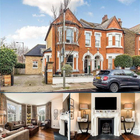 5 bedroom semi-detached house for sale - Spencer Road, Wandsworth, London, SW18