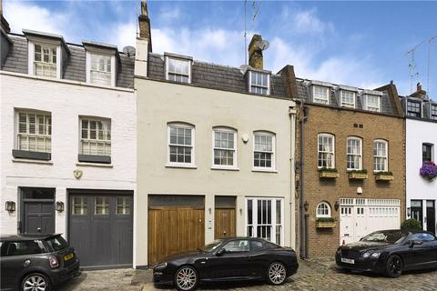 3 bedroom house for sale - Eaton Mews West, Belgravia, London, SW1W