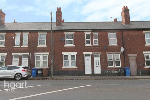 2 bedroom terraced house for sale - Osmaston Road, Derby