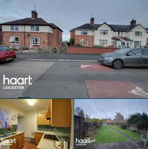 3 bedroom semi-detached house for sale - Meadwell Road, Leicester