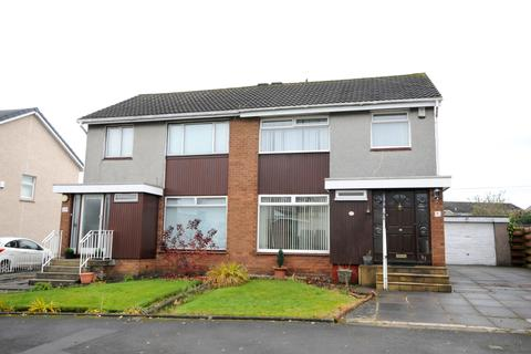 3 bedroom semi-detached house for sale - Bowes Crescent, Burntbroom, Garrowhill, Glasgow G69