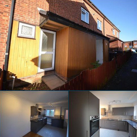 3 bedroom terraced house to rent - Blenheim Walk, Melton Mowbray, Leicestershire