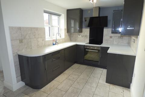 3 bedroom townhouse to rent - Fossway, Walker, Newcastle upon Tyne, Tyne and Wear, NE6 4UJ