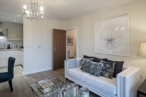 2 bedroom apartment to rent - Bright Two Beds Apartment in Bailey St, Surray Quays
