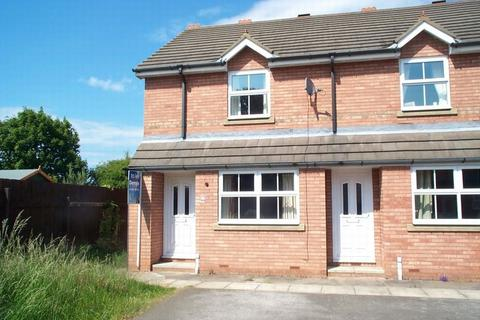 2 bedroom terraced house to rent - Darrell Court, Hedon, Hull, East Riding of Yorkshire, HU12