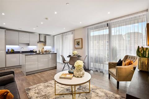 2 bedroom flat for sale - Heritage Tower, 118 East Ferry Road, London, E14