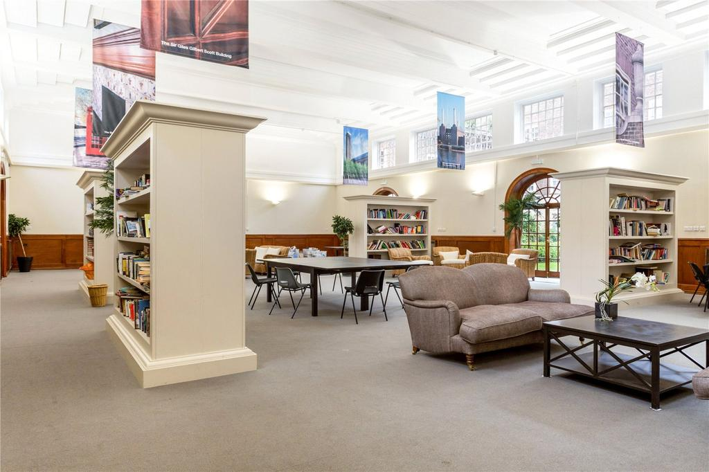Residents' Library