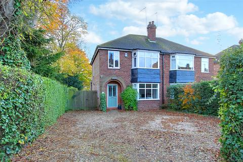 3 bedroom semi-detached house for sale - Marine Avenue, North Ferriby, East Yorkshire, HU14