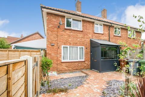 4 bedroom semi-detached house for sale - Glebe Way, Horstead