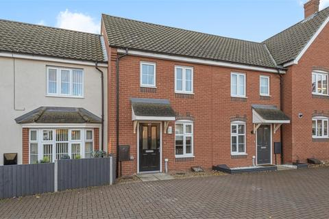 2 bedroom terraced house for sale - Clement Attlee Way, King's Lynn, Norfolk