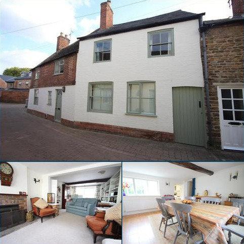 4 bedroom end of terrace house to rent - Dean Street, Oakham