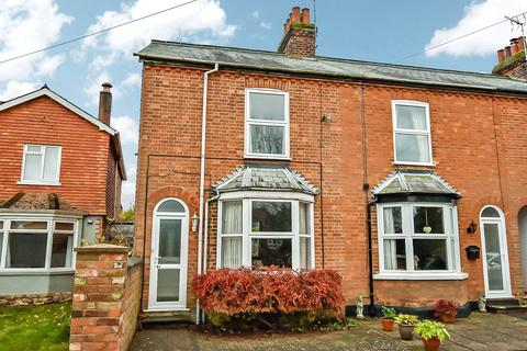 3 bedroom end of terrace house for sale - Station Road, Winslow