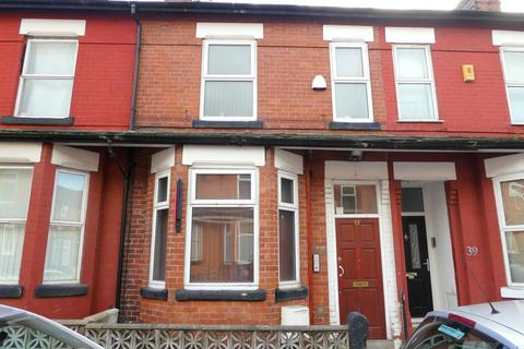 6 bedroom terraced house to rent - Cawdor Road, Fallowfield
