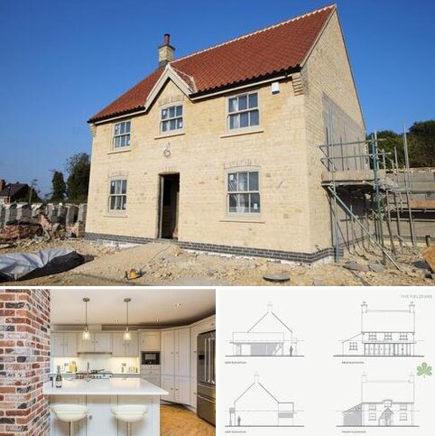 4 bedroom detached house for sale - Manor Fields, Washingborough, Lincoln