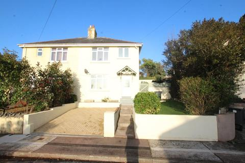 4 bedroom semi-detached house to rent - Winchester Avenue, Torquay