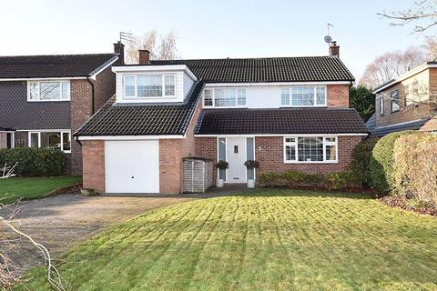4 bedroom detached house for sale - Refurbished family house on Grassfield Way, Knutsford