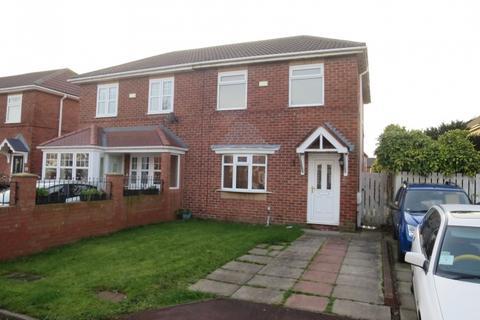 3 bedroom semi-detached house for sale - Primrose Avenue,  South Shields,  NE34 0AN