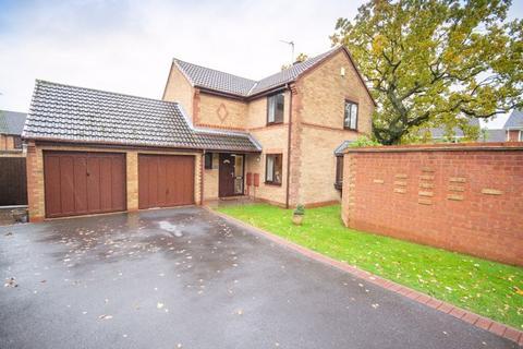4 bedroom detached house for sale - RYEGRASS ROAD, OAKWOOD