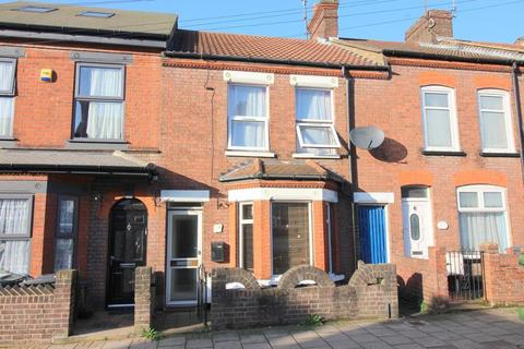 3 bedroom terraced house to rent - Frederick Street, Luton, Bedfordshire, LU2 7QU