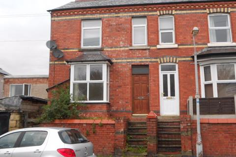 1 bedroom apartment to rent - Flat A 15 Smithfield Road, Wrexham
