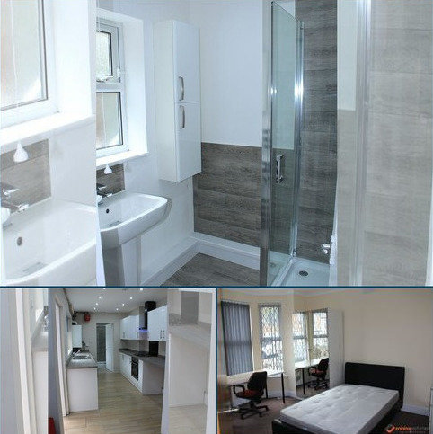 5 bedroom house to rent - Balfour Road, Nottingham