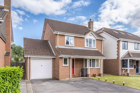 4 bedroom detached house for sale - Mons Way, Abingdon