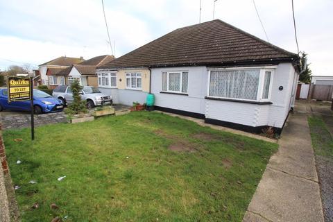 2 bedroom bungalow to rent - Two Bedroom Bungalow - WICKFORD
