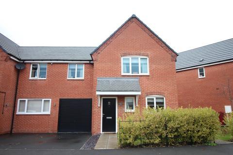 4 bedroom link detached house for sale - Mill Farm Drive, Tibshelf, Alfreton, DE55