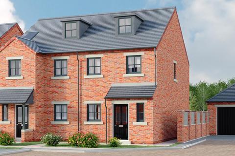 3 bedroom semi-detached house for sale - Oakwood Park, Pollington, Goole