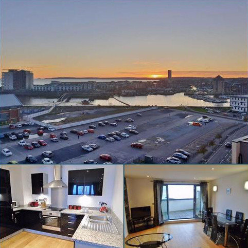 2 bedroom penthouse for sale - South Quay, Kings Road, Swansea