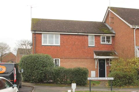 3 bedroom end of terrace house for sale - Winterbourne Walk, Frimley, Camberley, GU16