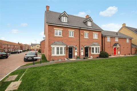 4 bedroom semi-detached house for sale - Holloway Close, St Andrews Ridge, Swindon, Wiltshire, SN25