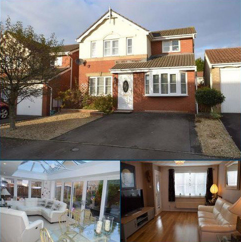 4 bedroom detached house for sale - Charlotte  Court, Swansea, SA1