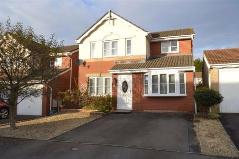 4 bedroom detached house for sale - Charlotte Court, Cockett, Swansea