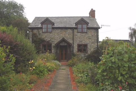 3 bedroom property with land for sale - Tynewydd, Pontrobert, Meifod, Powys, SY22