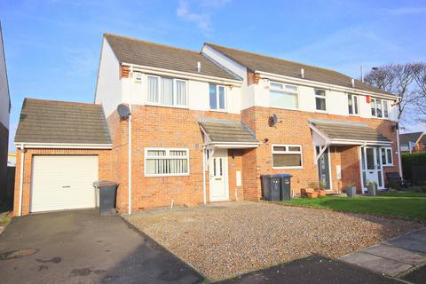 3 bedroom end of terrace house for sale - Pelaw Grange Court, Chester Le Street