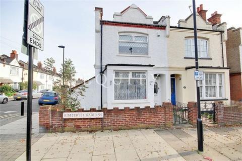 3 bedroom semi-detached house for sale - Kimberley Gardens, Enfield, EN1