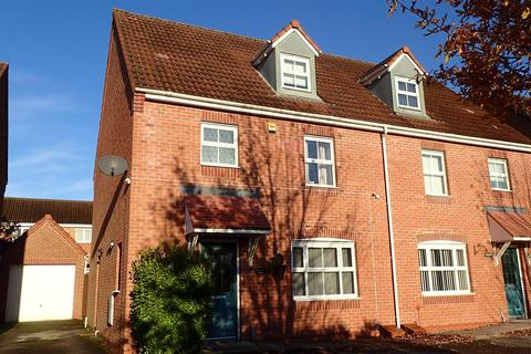 4 bedroom semi-detached house for sale - Croesnewydd Road, Wrexham