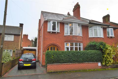 4 bedroom semi-detached house for sale - Mayfield Drive, Loughborough