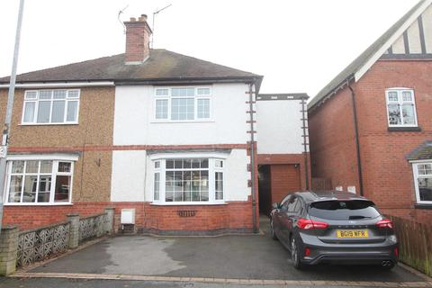 3 bedroom semi-detached house for sale - Newstead Avenue, Burbage, Hinckley