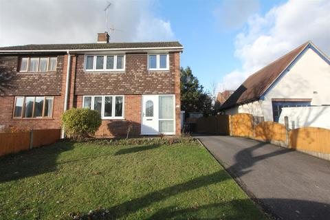 3 bedroom semi-detached house for sale - Southfield Road, Hinckley