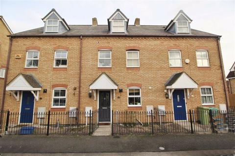 3 bedroom townhouse for sale - Stoneleigh Court, Westcroft, Milton Keynes, MK4